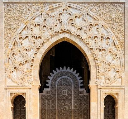 architecture casablanca